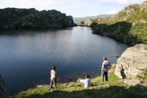 Lagoa de A Serpe